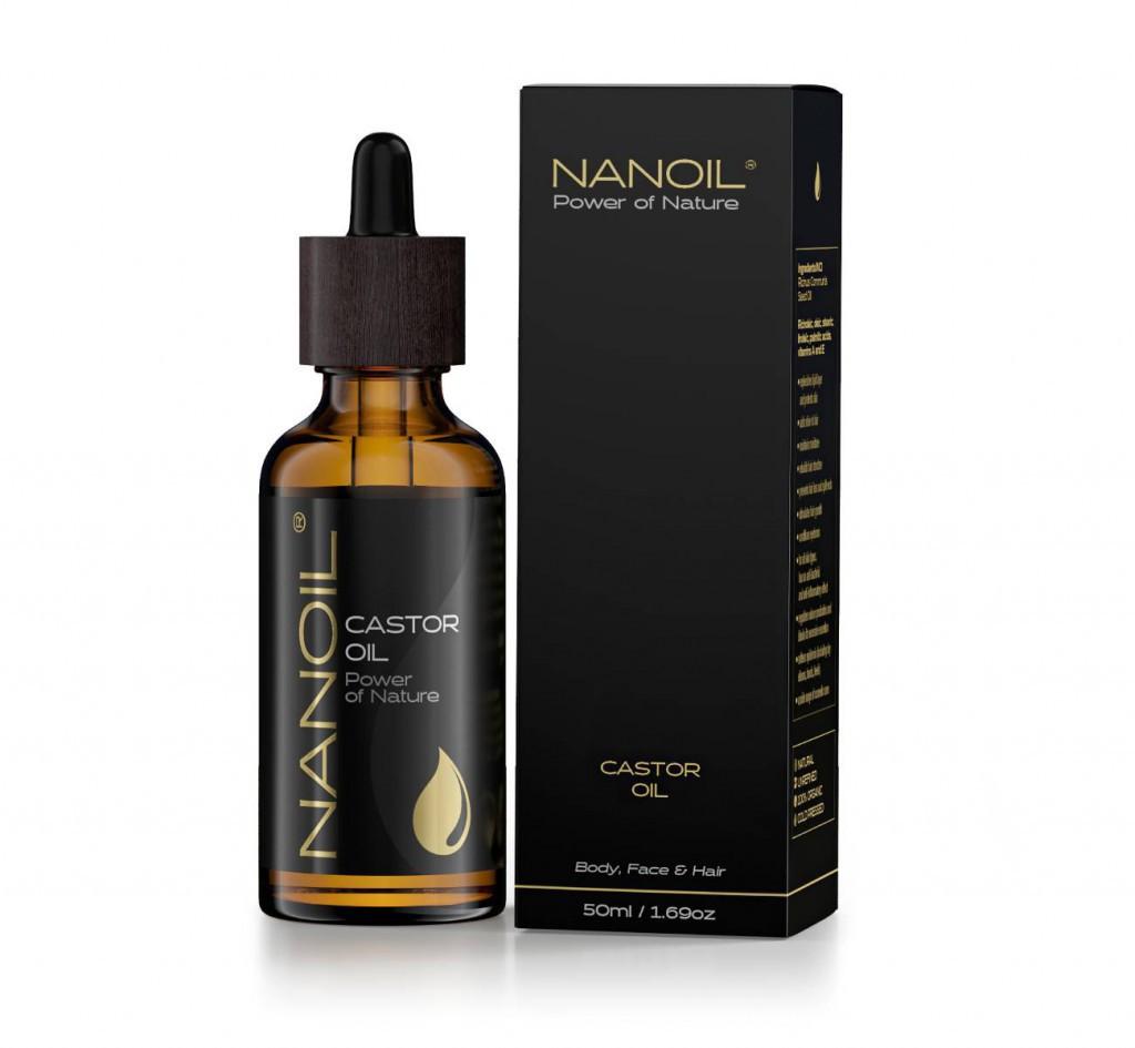 castor oil nanoil